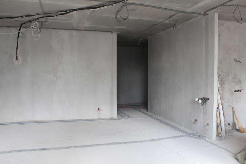 Квартира без отделки фото