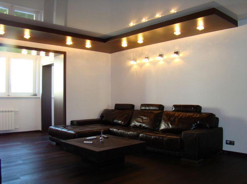 Дизайнерский ремонт 2 комнатной квартиры фото