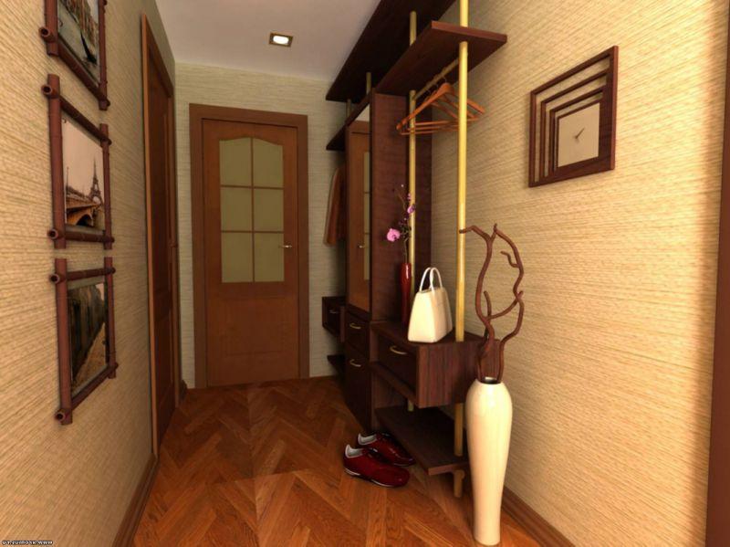 Фото ремонта прихожей в малогабаритной квартире