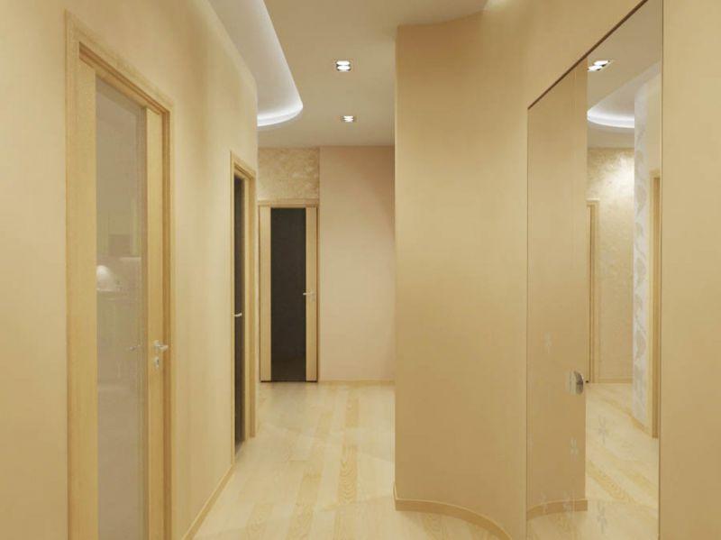 Ремонт в маленьком коридоре: идеи, фото, советы экспертов