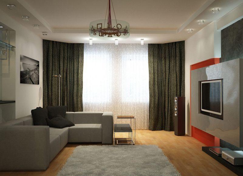 Как сделать ремонт в 18 кв м комнате фото