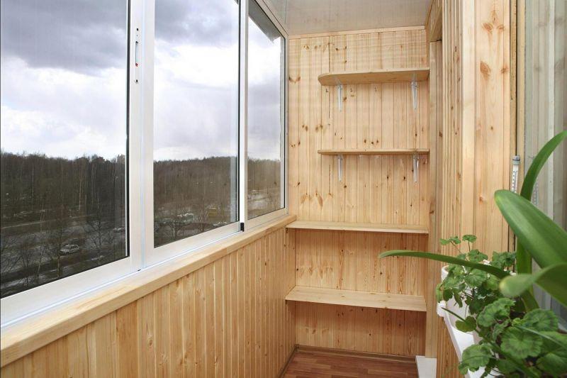 Ремонт балкона своими руками квартиры фото