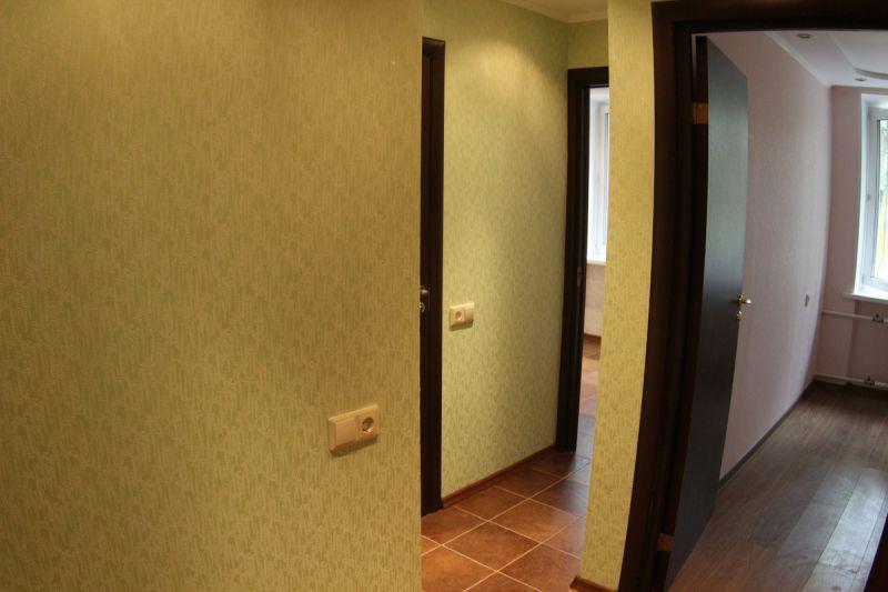 Ремонт в коридоре в хрущевке фото