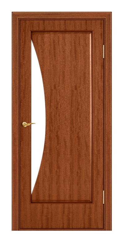 Межкомнатные двери цвет красное дерево фото