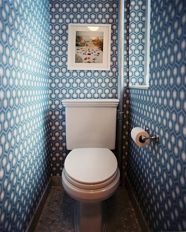 Фото ремонта в туалете с интересными дизайнерскими находками