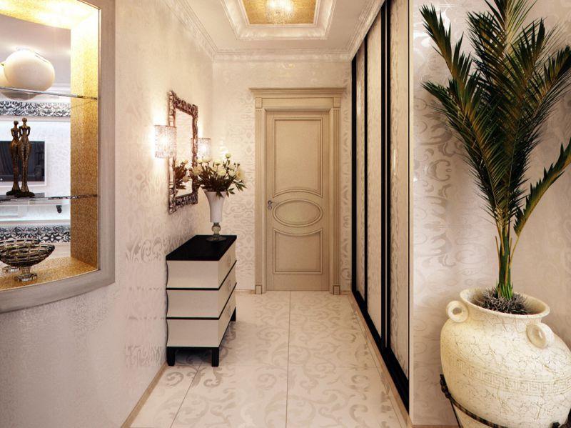 Дизайн ремонта коридора в квартире фото