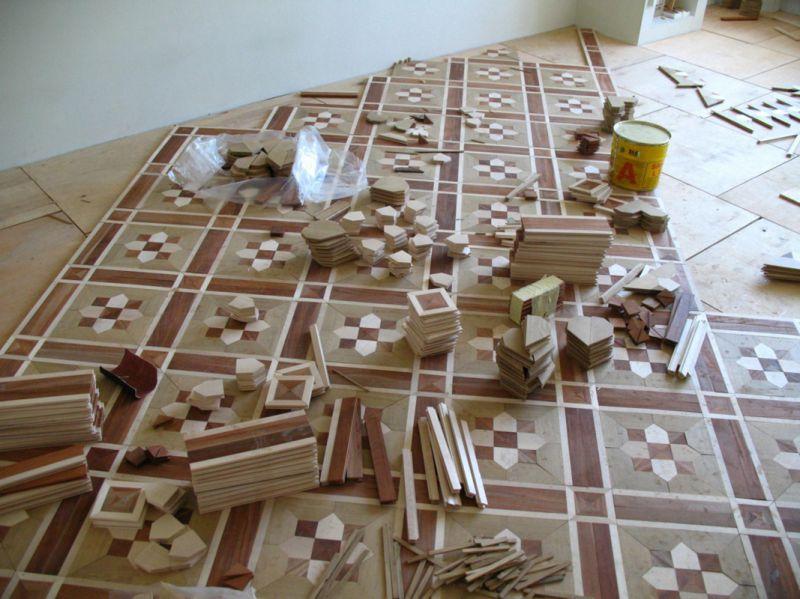 Фото ремонт полов в квартире