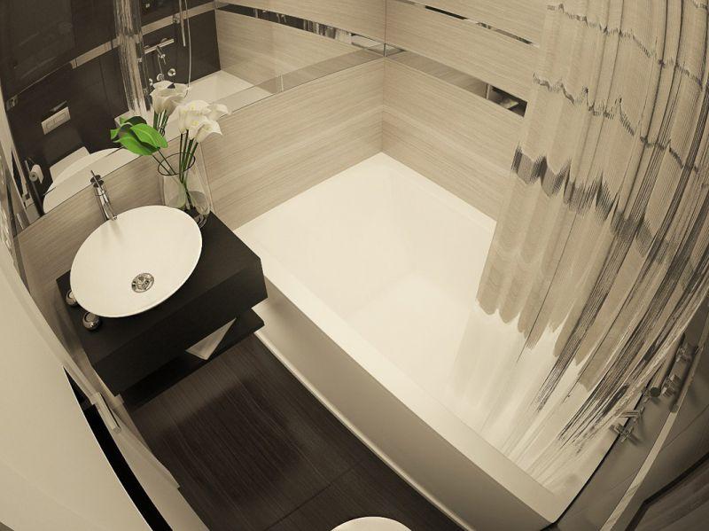 Идеи ремонта в ванной комнате