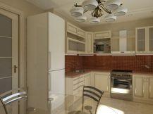 Фото ремонта в кухне 10 кв м
