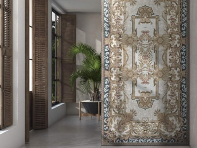 Керамическая плитка Орнамент