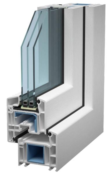 профессиональные пластиковые окна серия softline
