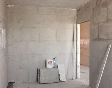 Штукатурка цементным раствором цена за работу куплю бетон в вязьме